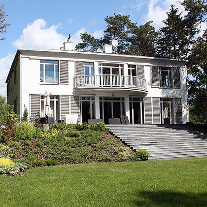 Domy murowane - realizacja firmy budowlanej NOKON