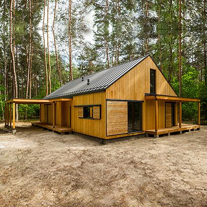 Budowa domu energooszczędnego przez firmę NOKON