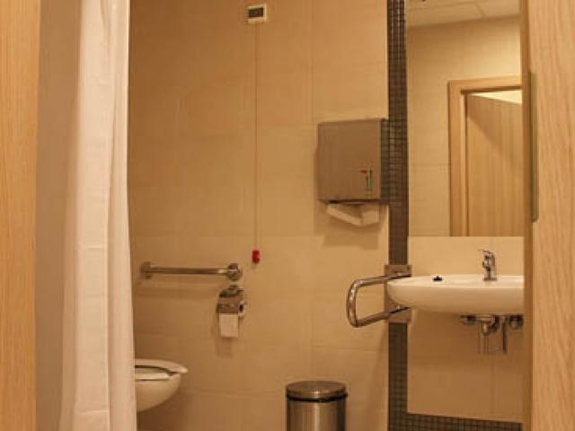 Powierzchnie komercyjne - realizacje - łazienka
